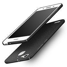 Custodia Plastica Rigida Sabbie Mobili per Huawei Enjoy 5S Nero