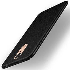 Custodia Plastica Rigida Sabbie Mobili per Huawei Enjoy 6 Nero