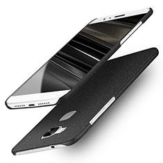 Custodia Plastica Rigida Sabbie Mobili per Huawei G7 Plus Nero