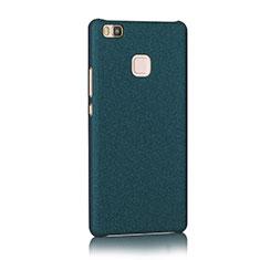 Custodia Plastica Rigida Sabbie Mobili per Huawei G9 Lite Blu