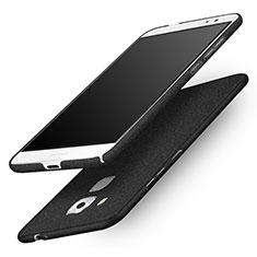 Custodia Plastica Rigida Sabbie Mobili per Huawei G9 Plus Nero