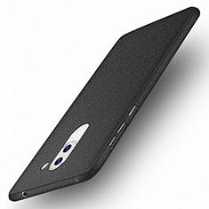 Custodia Plastica Rigida Sabbie Mobili per Huawei Honor 6X Nero