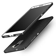 Custodia Plastica Rigida Sabbie Mobili per Huawei Honor 7 Nero
