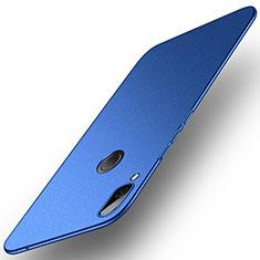 Custodia Plastica Rigida Sabbie Mobili per Huawei Honor Play Blu