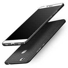 Custodia Plastica Rigida Sabbie Mobili per Huawei Honor V8 Max Nero