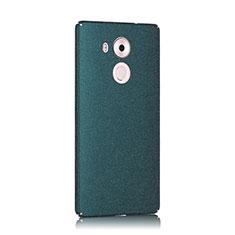 Custodia Plastica Rigida Sabbie Mobili per Huawei Mate 8 Verde