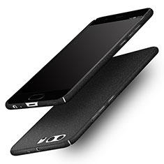 Custodia Plastica Rigida Sabbie Mobili per Huawei P10 Plus Nero