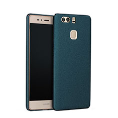 Custodia Plastica Rigida Sabbie Mobili per Huawei P9 Verde