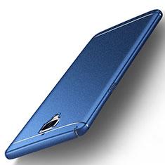 Custodia Plastica Rigida Sabbie Mobili per OnePlus 3T Blu