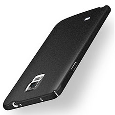 Custodia Plastica Rigida Sabbie Mobili per Samsung Galaxy Note 4 Duos N9100 Dual SIM Nero
