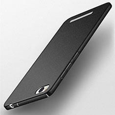 Custodia Plastica Rigida Sabbie Mobili per Xiaomi Mi 4i Nero
