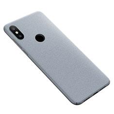 Custodia Plastica Rigida Sabbie Mobili per Xiaomi Mi Max 3 Grigio
