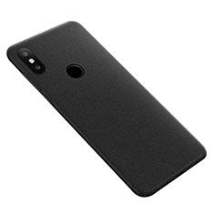 Custodia Plastica Rigida Sabbie Mobili per Xiaomi Mi Max 3 Nero