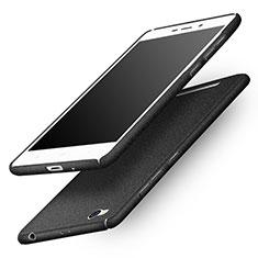 Custodia Plastica Rigida Sabbie Mobili per Xiaomi Redmi 3 Nero