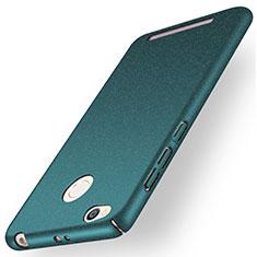 Custodia Plastica Rigida Sabbie Mobili per Xiaomi Redmi 3S Verde
