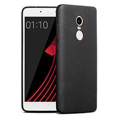 Custodia Plastica Rigida Sabbie Mobili per Xiaomi Redmi Note 4 Standard Edition Nero