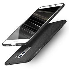 Custodia Plastica Rigida Sabbie Mobili Q01 per Huawei Mate 9 Lite Nero