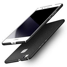 Custodia Plastica Rigida Sabbie Mobili Q01 per Huawei P9 Lite Nero