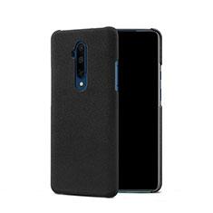 Custodia Plastica Rigida Sabbie Mobili Q01 per OnePlus 7T Pro Nero