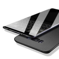 Custodia Plastica Rigida Sabbie Mobili Q01 per Samsung Galaxy S8 Plus Nero