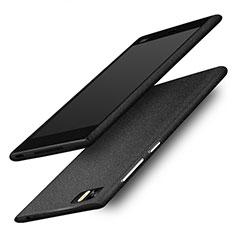 Custodia Plastica Rigida Sabbie Mobili Q01 per Xiaomi Mi 3 Nero