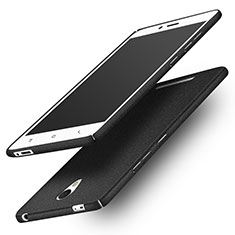 Custodia Plastica Rigida Sabbie Mobili Q01 per Xiaomi Redmi Note 2 Nero