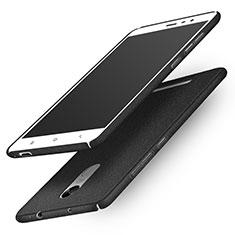 Custodia Plastica Rigida Sabbie Mobili Q01 per Xiaomi Redmi Note 3 Pro Nero