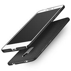 Custodia Plastica Rigida Sabbie Mobili Q01 per Xiaomi Redmi Note 4 Standard Edition Nero