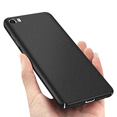 Custodia Plastica Rigida Sabbie Mobili Q03 per Xiaomi Mi 5 Nero