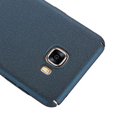 Custodia Plastica Rigida Sabbie Mobili R01 per Samsung Galaxy C7 SM-C7000 Blu