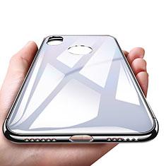Custodia Plastica Rigida Specchio per Apple iPhone X Bianco