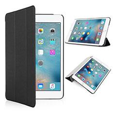 Custodia Portafoglio In Pelle con Stand Opaca per Apple iPad Pro 9.7 Nero