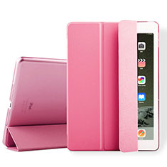 Custodia Portafoglio In Pelle con Stand per Apple iPad Air 2 Rosa