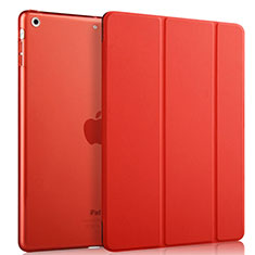 Custodia Portafoglio In Pelle con Stand per Apple iPad Mini 2 Rosso