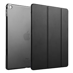 Custodia Portafoglio In Pelle con Stand per Apple iPad Mini 4 Nero