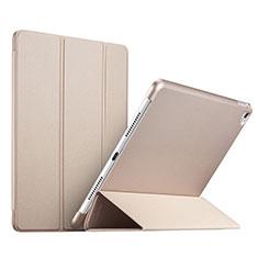 Custodia Portafoglio In Pelle con Stand per Apple iPad Pro 9.7 Oro