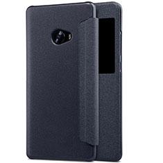 Custodia Portafoglio In Pelle con Stand per Xiaomi Mi Note 2 Nero