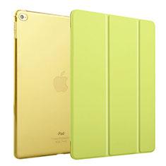 Custodia Portafoglio In Pelle con Supporto per Apple iPad Mini 4 Verde