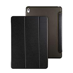 Custodia Portafoglio In Pelle con Supporto per Apple iPad Pro 9.7 Nero