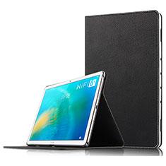 Custodia Portafoglio In Pelle con Supporto per Huawei MatePad 10.8 Nero