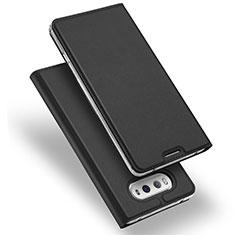 Custodia Portafoglio In Pelle con Supporto per LG V20 Nero
