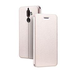 Custodia Portafoglio In Pelle con Supporto per Nokia 7 Plus Rosa