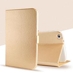 Custodia Portafoglio In Pelle con Supporto per Samsung Galaxy Tab 3 8.0 SM-T311 T310 Bianco