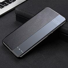 Custodia Portafoglio In Pelle Cover con Supporto K09 per Huawei Mate 40 Pro Nero