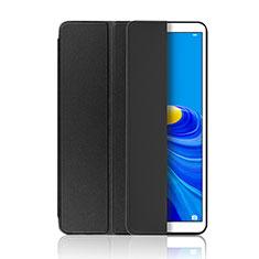 Custodia Portafoglio In Pelle Cover con Supporto L01 per Huawei MatePad 10.8 Nero