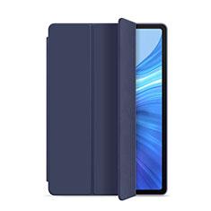 Custodia Portafoglio In Pelle Cover con Supporto L02 per Huawei Honor Pad V6 10.4 Blu