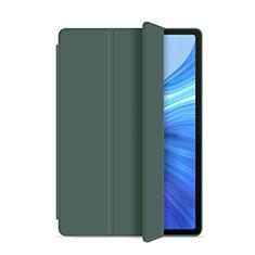 Custodia Portafoglio In Pelle Cover con Supporto L02 per Huawei Honor Pad V6 10.4 Verde