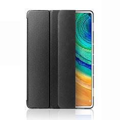 Custodia Portafoglio In Pelle Cover con Supporto L03 per Huawei MatePad Pro 5G 10.8 Nero