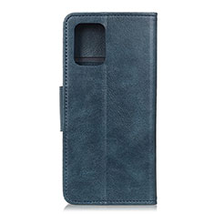 Custodia Portafoglio In Pelle Cover con Supporto L03 per Huawei P40 Pro Blu