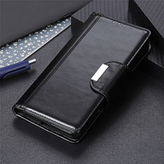 Custodia Portafoglio In Pelle Cover con Supporto L03 per LG K61 Nero